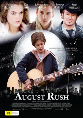 august rush reaction paper Here is a movie drenched in sentimentality, but it's supposed to be i dislike sentimentality where it doesn't belong, but there's something brave about the way.
