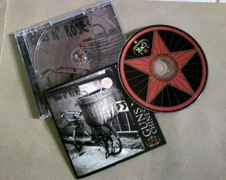 Guns N' Roses Newest album