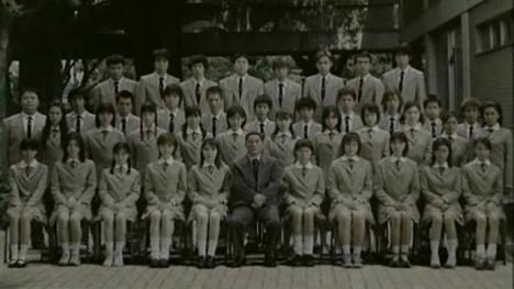 Class B of Shiroiwa JHS