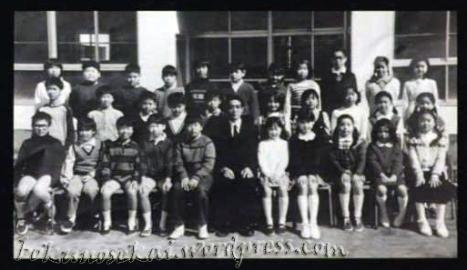 Kenji's class