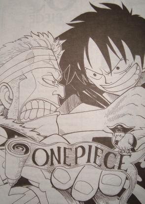 Luffy n Don Krieg