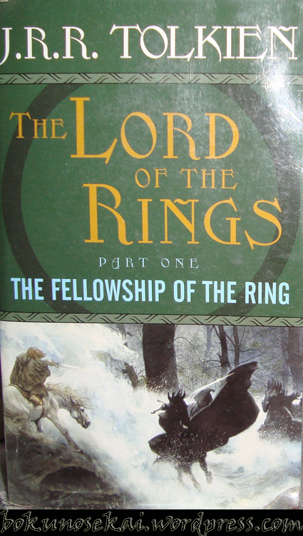 The Lord of The Rings : The Fellowship of The Ring ...