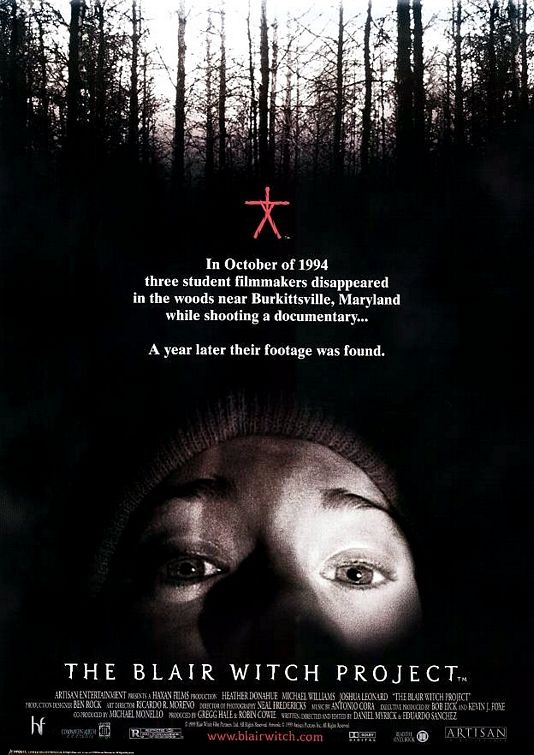 the blair witch project true story The blair witch project has a lot to answer for it terrified me when i was growing up and may have cursed its stars' careers.