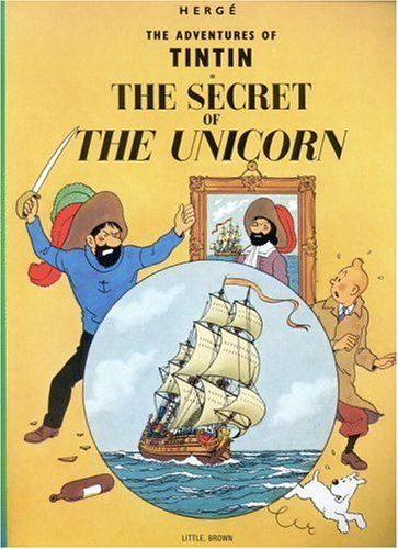 The secret of the unicorn and red rackhams treasure