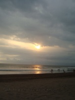 Pangandaran Beach-Sunset