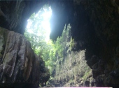 Green Canyon-view from below
