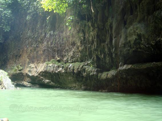Green Canyon-Green Water