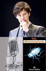Meetamorphosis Read by Benedict Cumberbatch