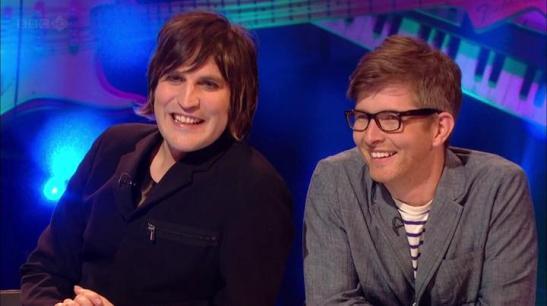 Noel and Gareth