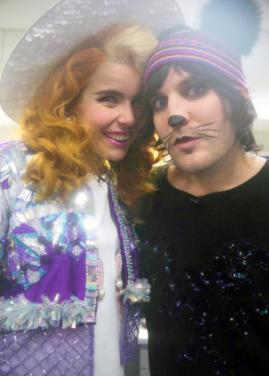 Paloma and Noel
