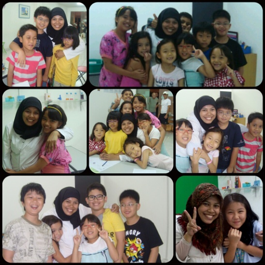 My Little Students