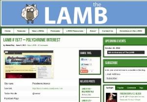 Me on Lamb