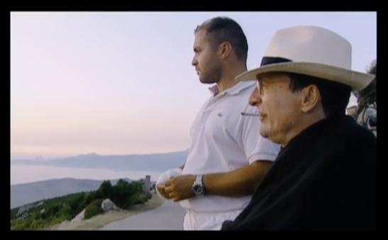 Philippe Pozzo di Borgo and Abdel Sellou