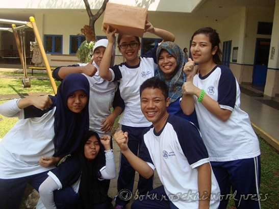 Me and my class