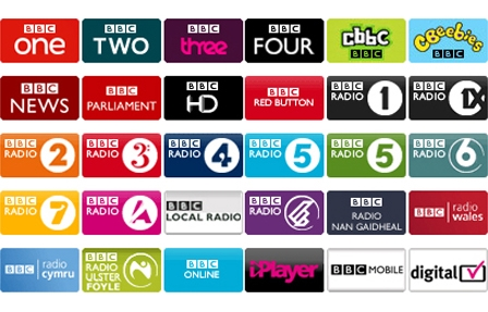 BBC Channels abroad