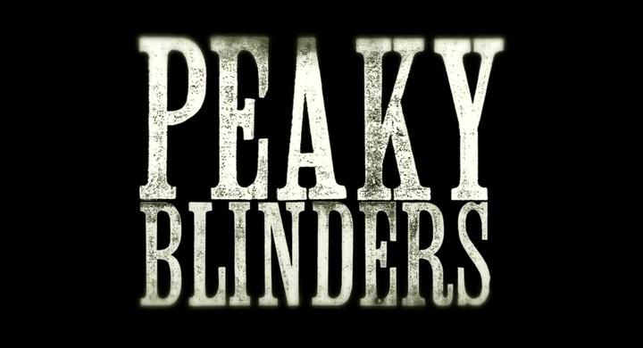 Peaky Blinders Logo