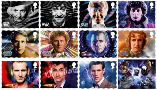 Doctor-Who-50th-anniversary-stamps