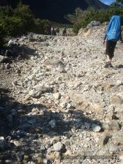 Rocky track