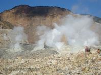 Sulfuric gas