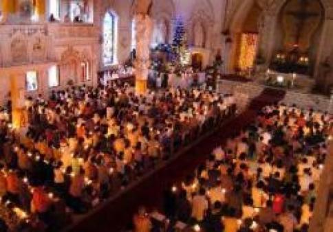 Celebrating Holy Thursday in Bali. Copyright: Rimanews