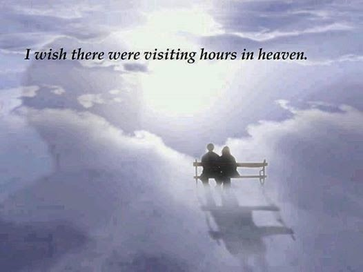 Visiting Times In Heaven