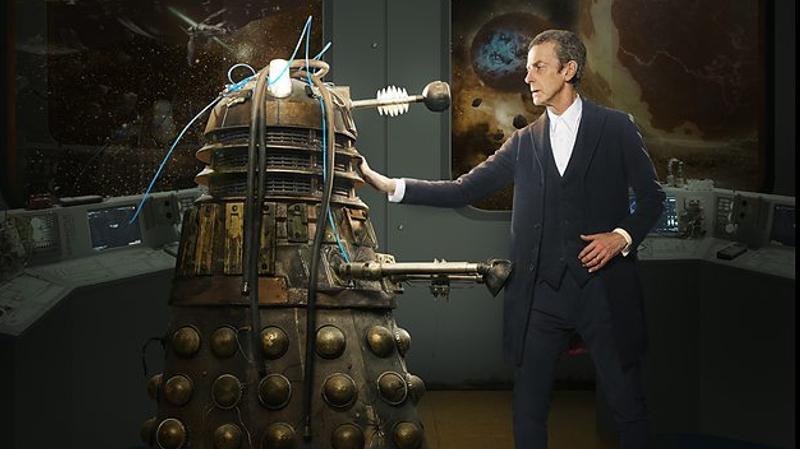 DW - Into The Dalek