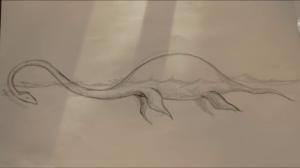 Plesiosaur - real