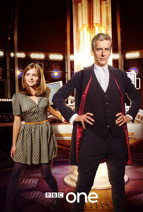 Clara and The Doctor