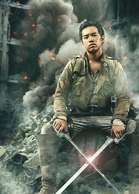 Takahiro Miura as Jean