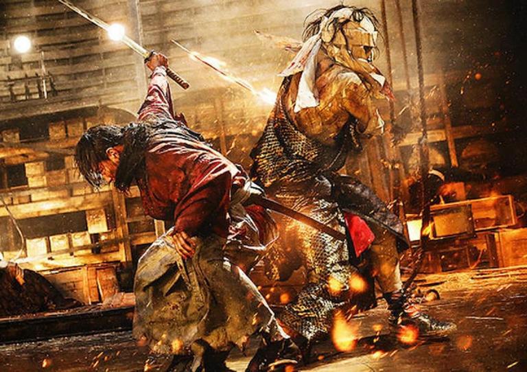Kenshin vs Shishio