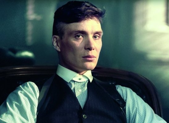 Cillian Murphy - Shelby