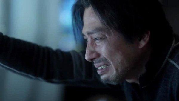Hiroyuki Cried