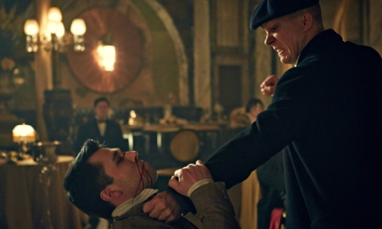 John Shelby in Peaky Blinders