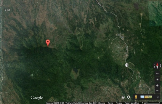 Pacet to Kamojang
