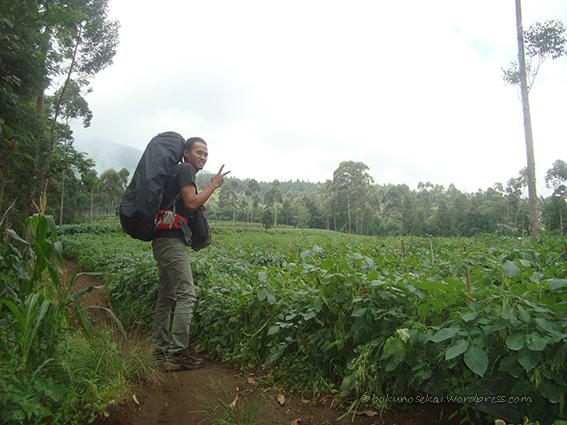 My husband and my guide