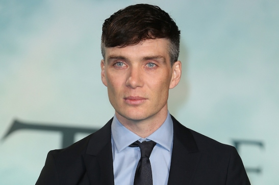 """LONDON, ENGLAND - DECEMBER 02: Cillian Murphy attends the Red Carpet Arrivals for the European Film Premiere of """"In The Heart Of The Sea"""">> at Empire Leicester Square on December 2, 2015 in London, England. (Photo by Fred Duval/Getty Images)"""