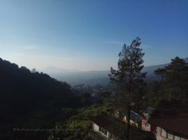 View on Puncak