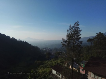 View on Puncak
